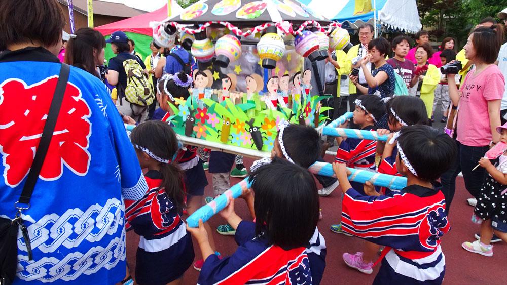 夏祭りパレード