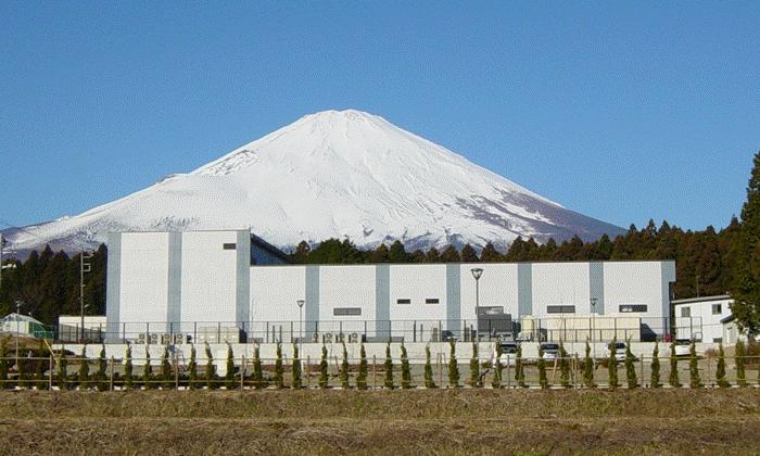 日本真空光学株式会社 御殿場工場