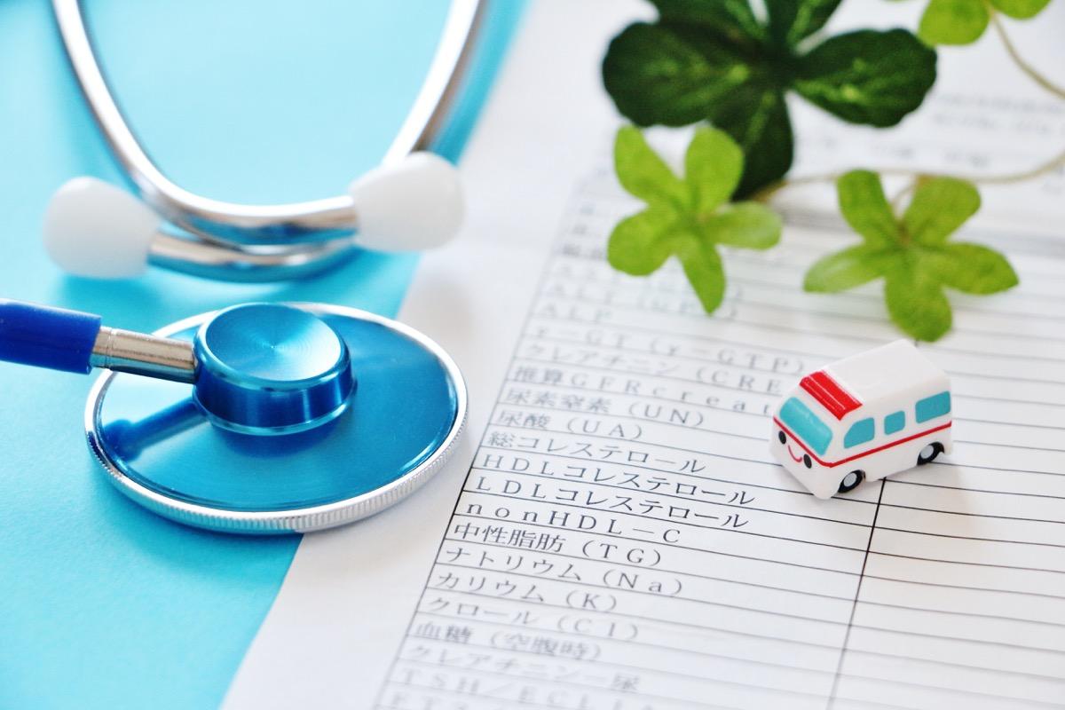 一般健康診断実施