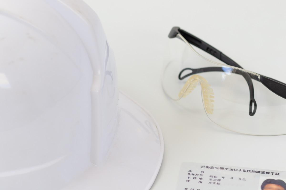 平成31年度労働技能講習等【年間開催予定表】